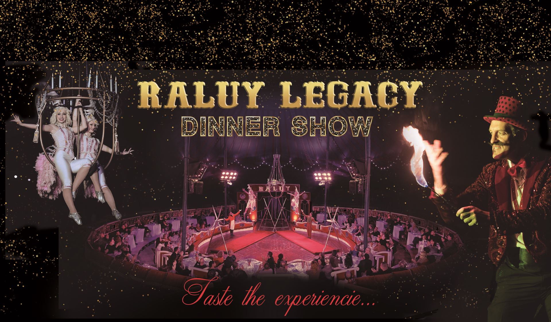Raluy Legacy Dinner Show